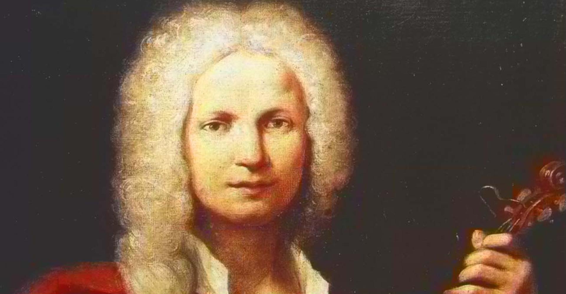 Anonymus: Antonio Vivaldi (vermutet) - Museo internazionale e biblioteca della musica, Bologna.