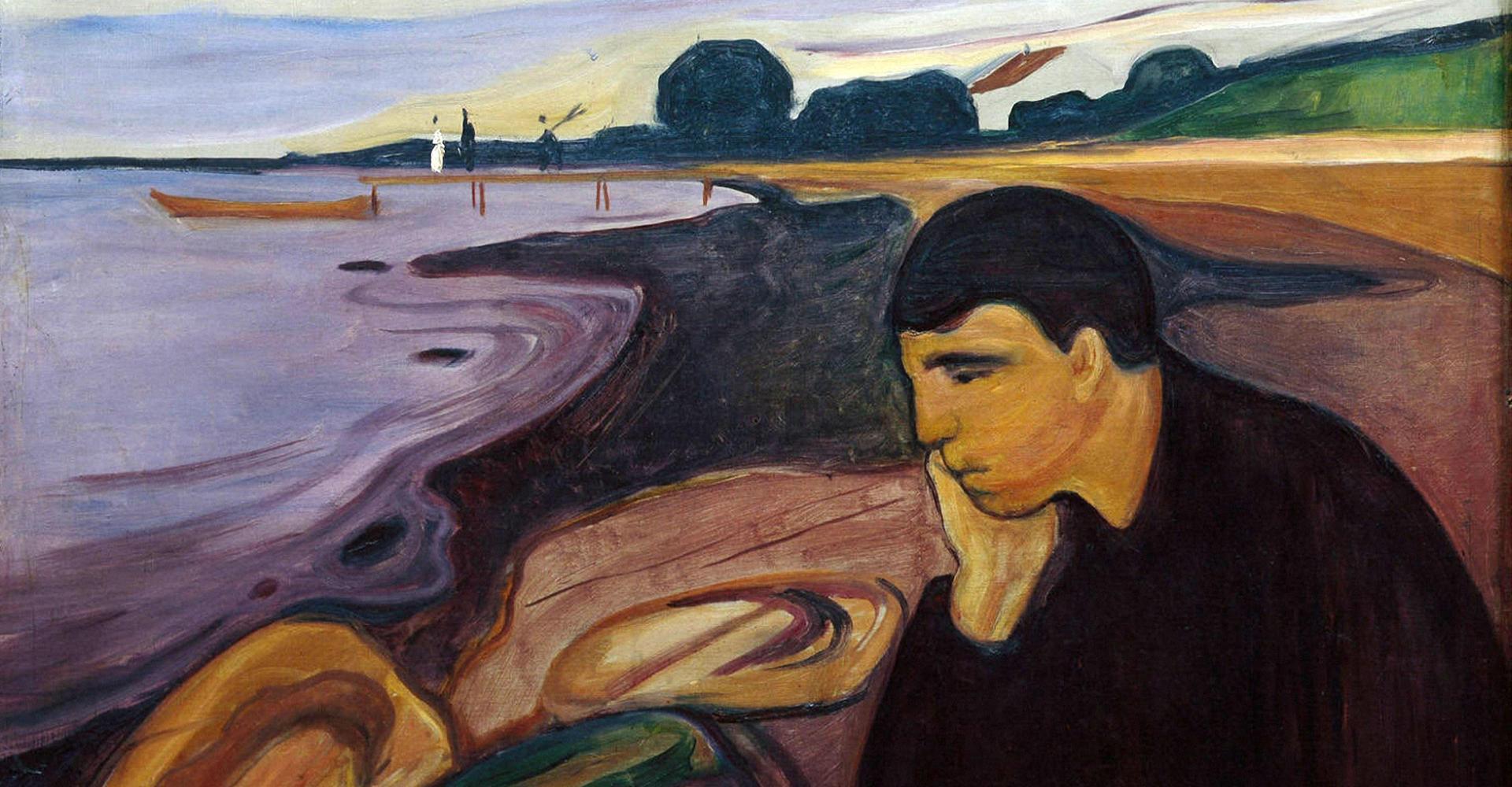 Edvard Munch: Melancholie – KODE Art Museums, Bergen