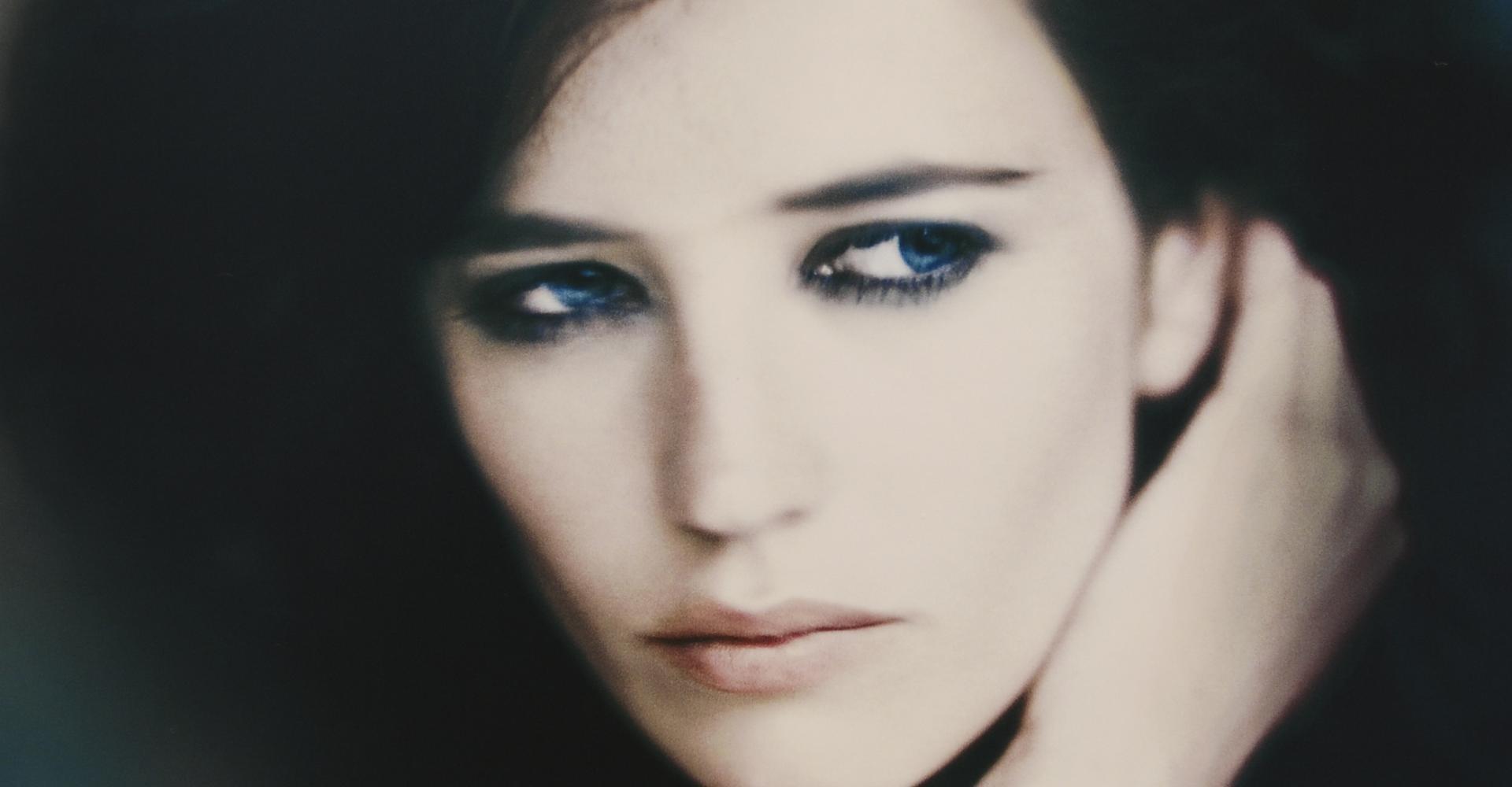 Eva Green für »Montblanc«