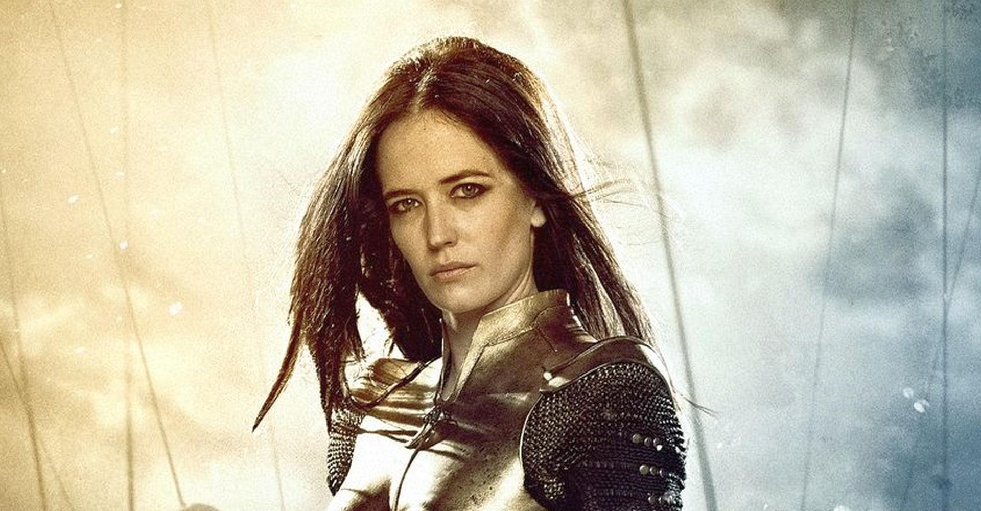 Eva Green als Artemisia in »300: Rise of an Empire«