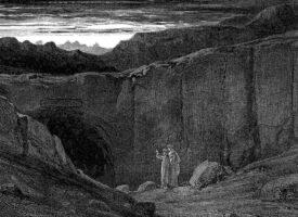 Gustave Doré: Eingang zum Inferno
