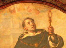 Michel Serre: Thomas von Aquin schlägt die Häresie – Basilika St. Maximin, Departement Var