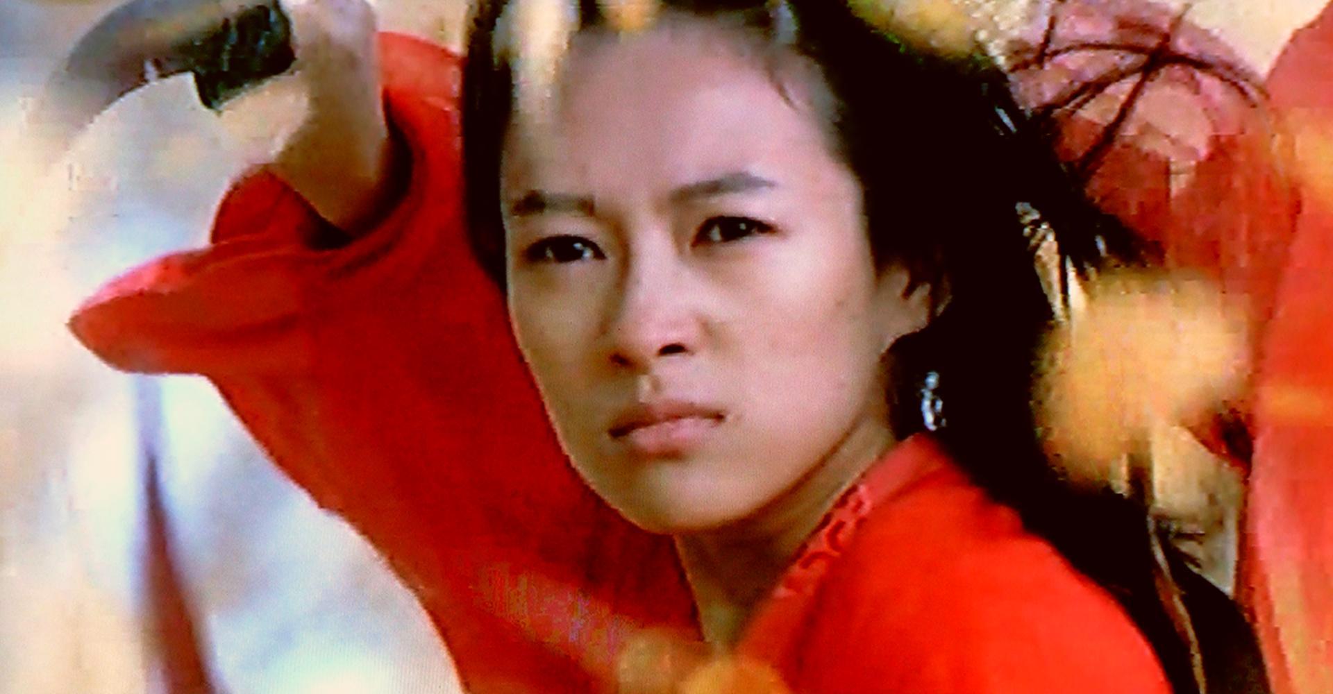 Zhang Ziyi als Moon in »Hero« (2002)