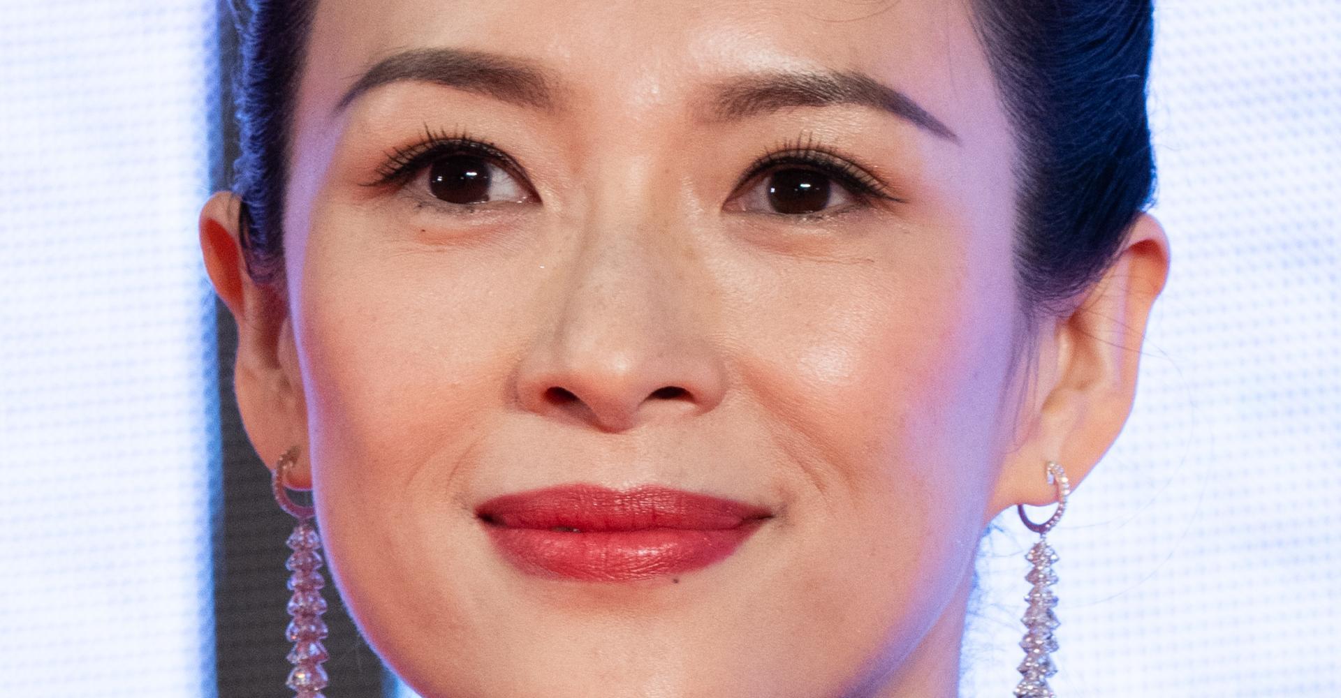 Zhang Ziyi als Jurypräsidentin bei der Eröffnung des Tokyo International Film Festival 2019