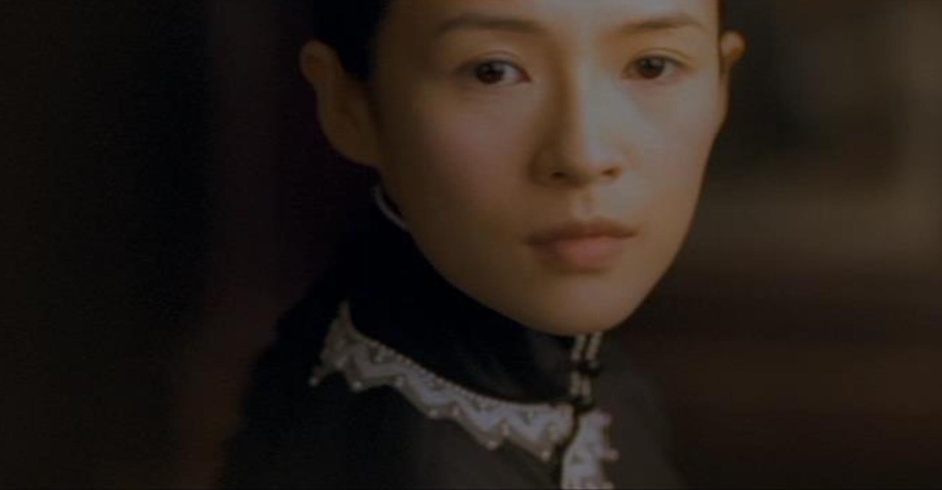 Zhang Ziyi in »The Grandmaster«