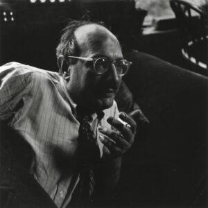 Consuelo Kanaga: Mark Rothko (1949)