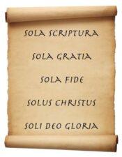 Die 5 Solae