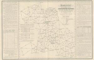 Trigonometrisches Netz Bayerns