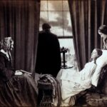 Arrangement und Positur in der Photographie des Pictorialismus – Henry Peach Robinson: Fading Away (1858)