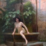 Jean-Léon Gérôme: Die Wahrheit steigt aus dem Brunnen