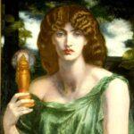 Dante Gabriel Rossetti - Mnemosyne