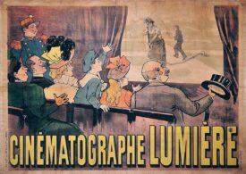 Poster Cinematographe Lumiere