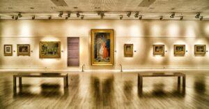 Die schönen Künste - Galerie