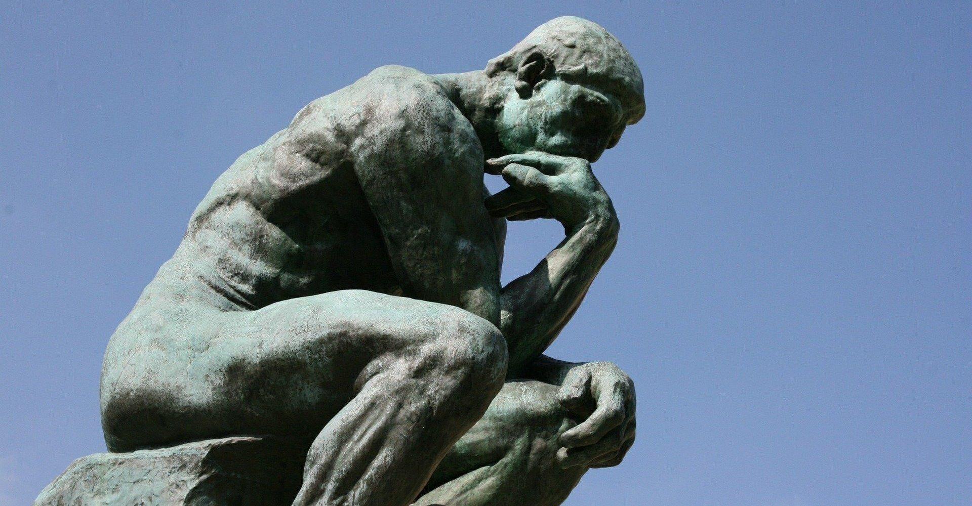 Auguste Rodin: Der Denker