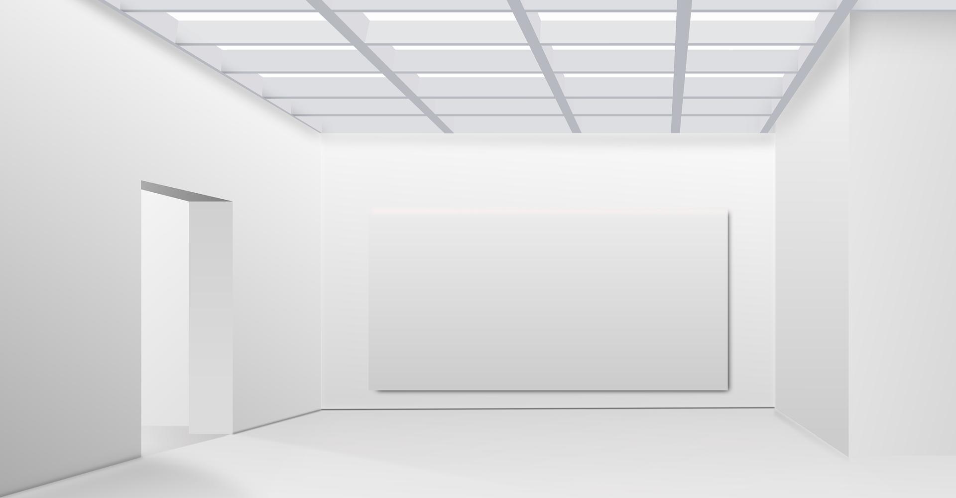 Nachweise - Blanko-Galerie
