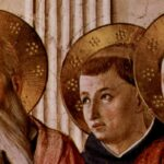 Fra Angelico: Thomas von Aquin