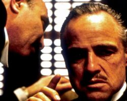 Don Corleone in »Der Pate«