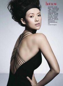 Zhang Ziyi (VOGUE Taiwan)